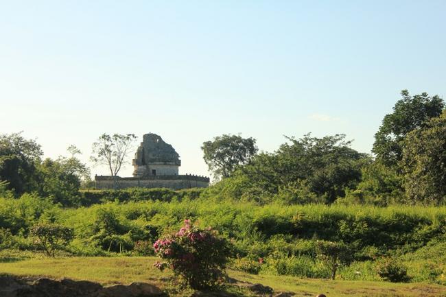 Обсерватория Эль-Караколь