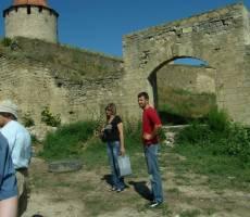 Бендерская крепость,Приднестровье