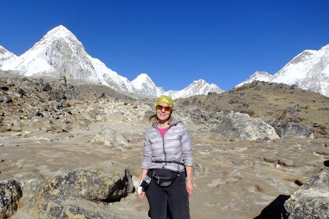 Долина Кхумбу и Пумо ри