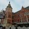 ж/д вокзал в Амстердаме Amsterdam Central