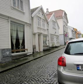 скромные дома норвежцев