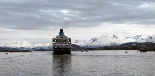 Почти Титаник!