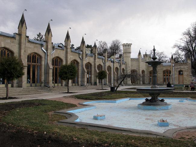 Путешествие по северному кавказу