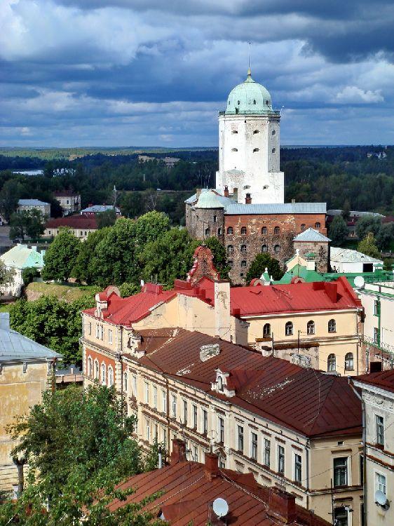 Башня Св. Олафа (Выборгский замок)