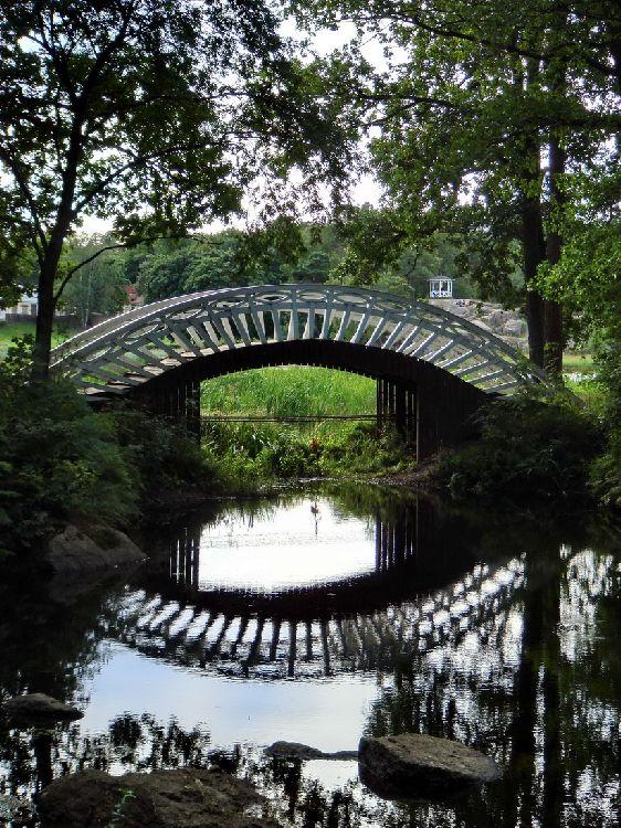 "Парк ""Монрепо"". Китайский мостик"