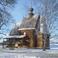 Деревянная церковь в Суздальском Кремле