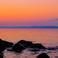 Закат над Байкалом. Байкальск