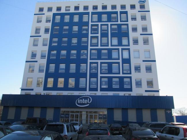 Здание Intel на Тургенева, 30