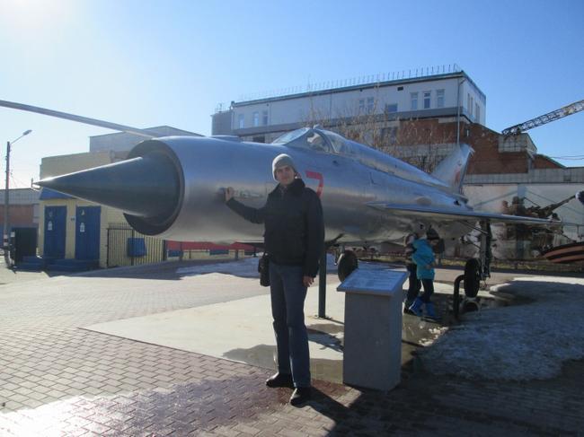 Музей военной техники в Бору