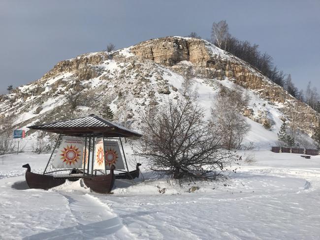 гора Попова (с.Ширяево)