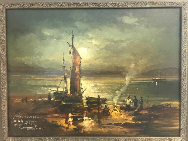 Музей Репина (с.Ширяево)