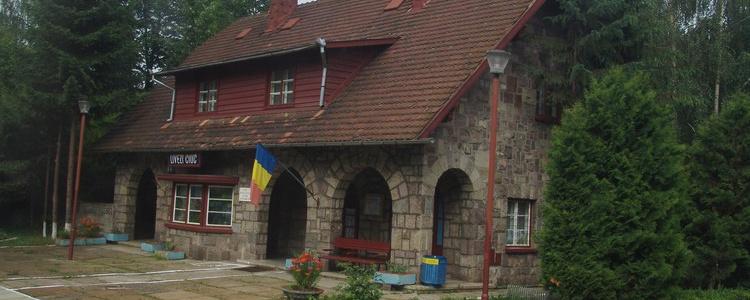 Румынские вокзальчики