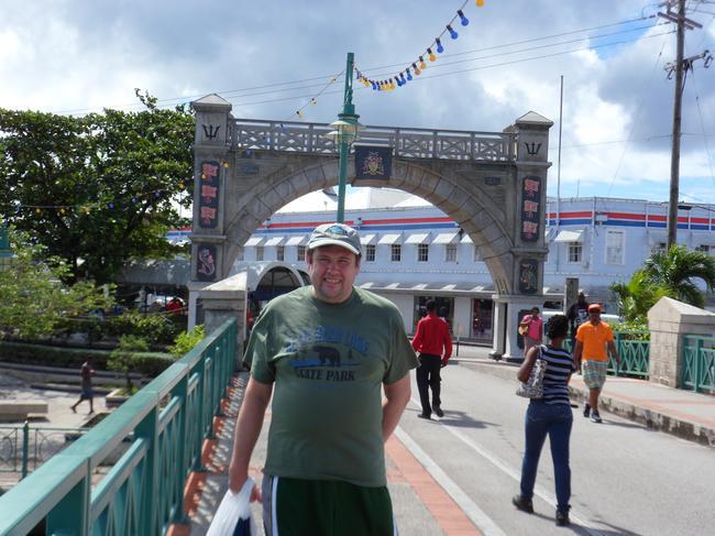 Мост, давший название столице
