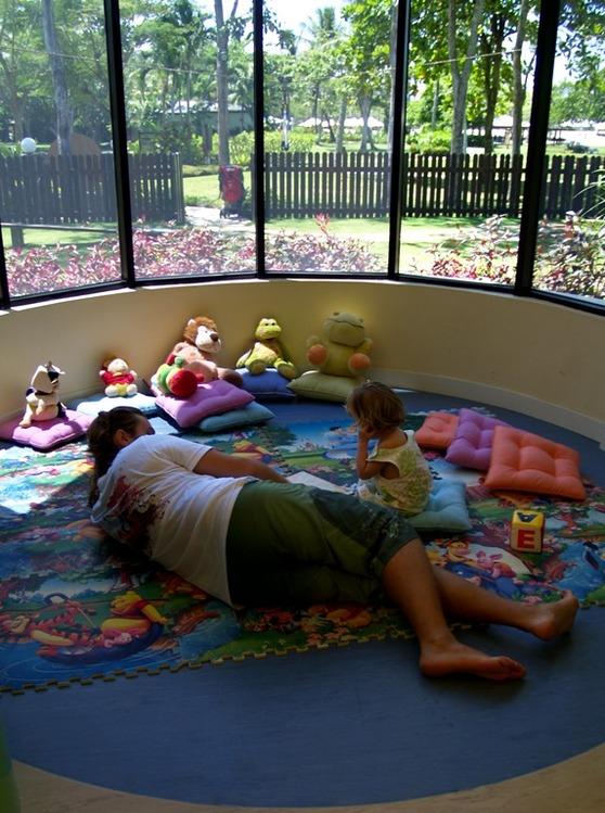 Детская комната в Шангри-Ле