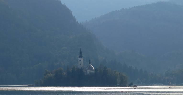 Бохинское озеро