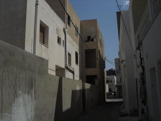 улицы махдии