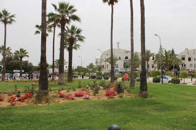Курортная зона порт Эль Кантауи