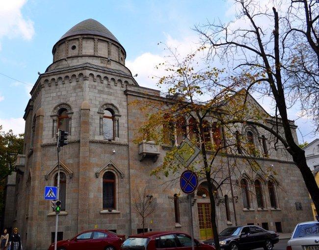 Дом Ковалевского.