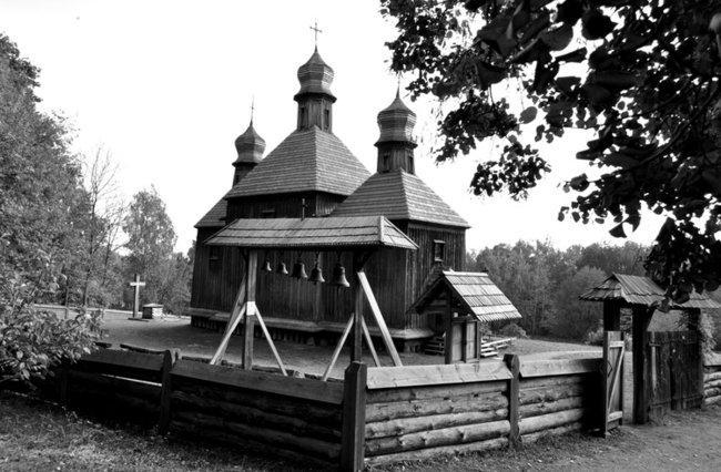 Церковь в Пирогово.