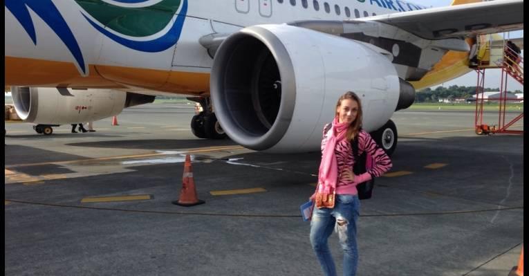 Летим в Манилу
