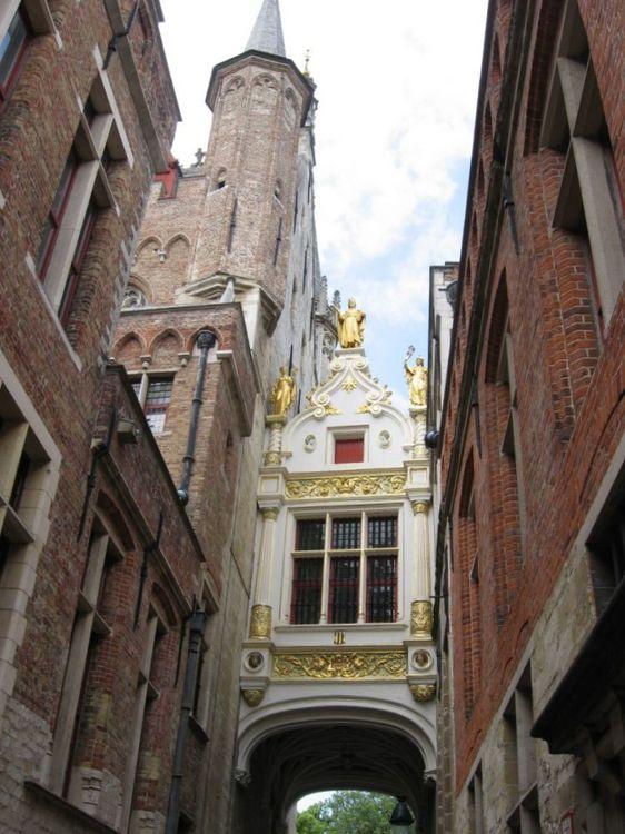 Брюгге-северная Венеция