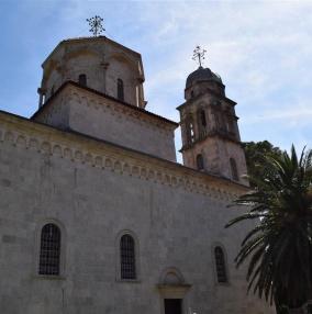 Монастырь Савина