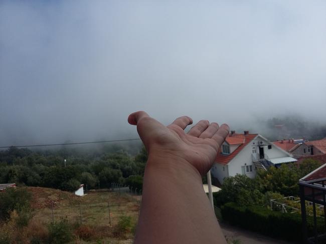 до облаков рукой подать