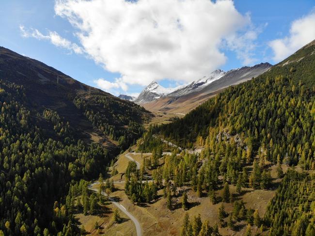 Перевал Альбула