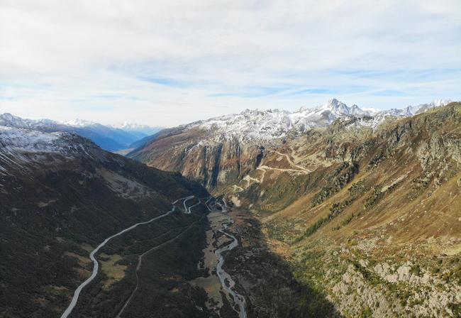 Перевал Фурка