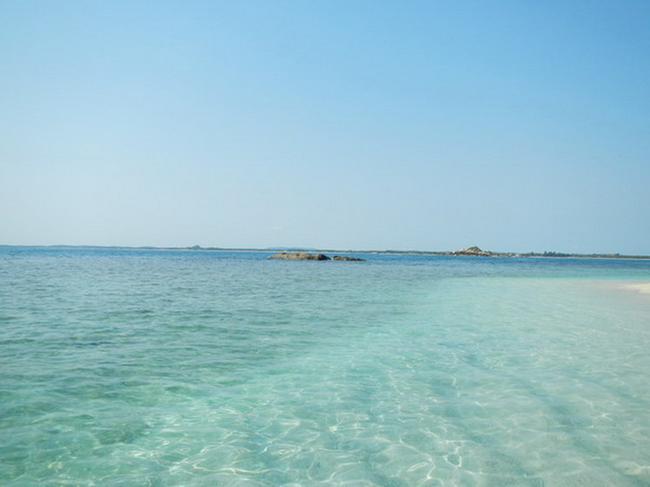 Возле острова Пиджеон