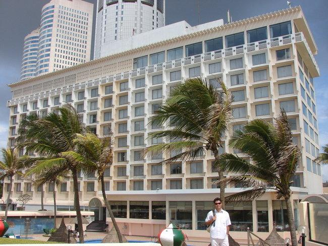 Ceylon Intercontinental Hotel