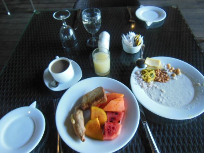 кофе фрукты чечевица