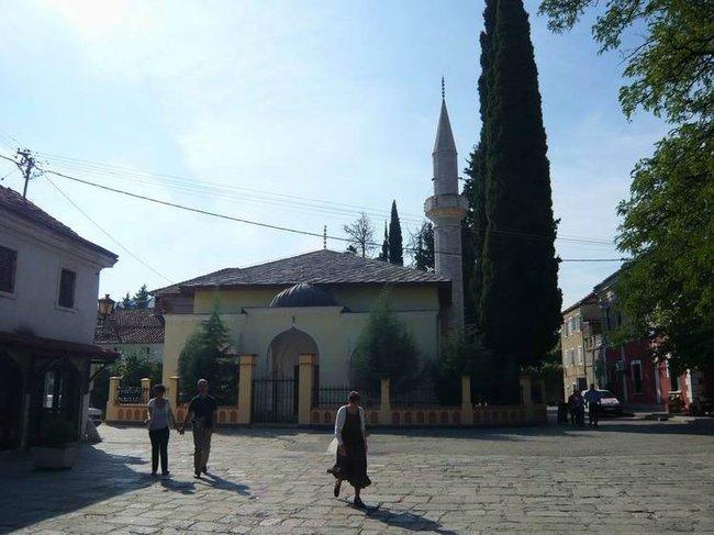Требинье. Мечеть Осман-паши