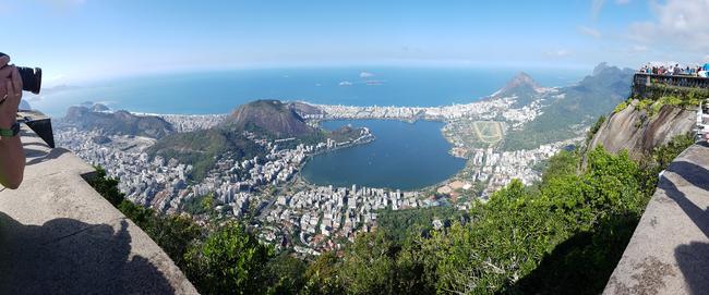 Панорама Рио де Жанейро