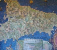 49-Ватикан.Музеи.Географические карты-роспись на стенах