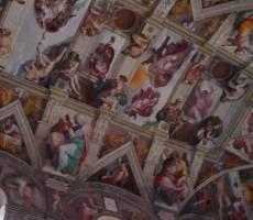 50-Ватикан.Сикстинская капелла