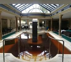 Термальные бассейны отеля