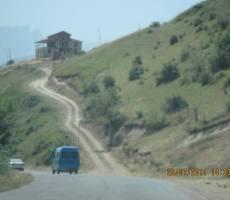 Горные районы Гянджи