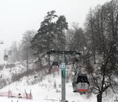 Бакуриани - горнолыжный курорт