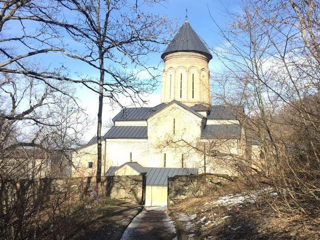 Кинцвисский монастырь