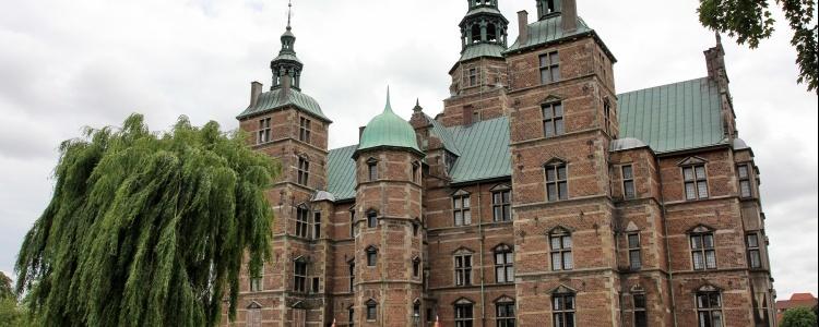 Замок Росенборг. (он же Розенборг)
