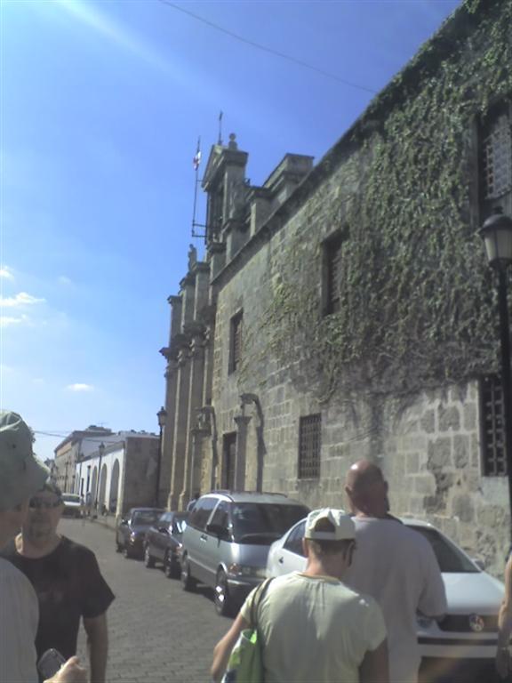 Санто-Доминго. Пантеон на улице Дам