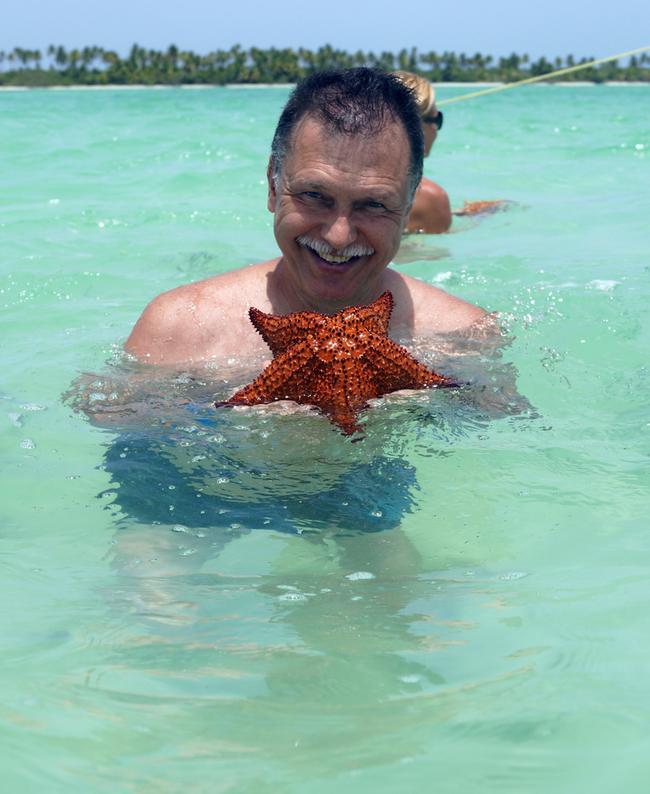 фото с морскими звездами