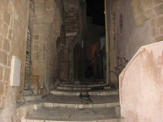 Улицы в Яффо