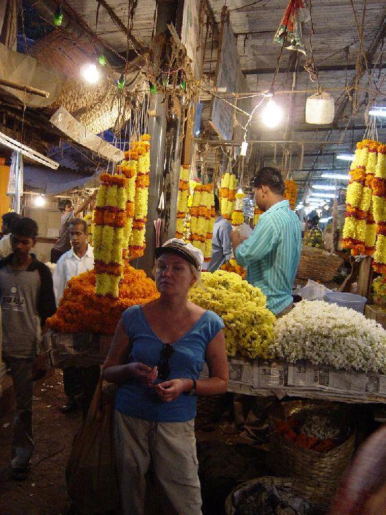 Рынок в Панаджи