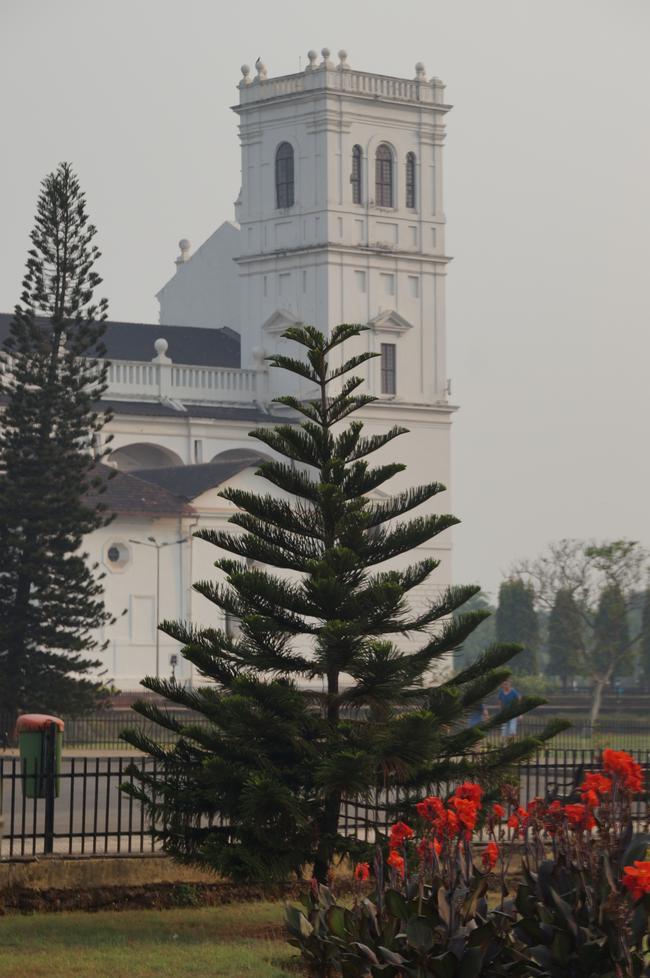 город Панаджи