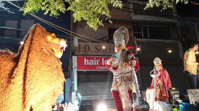 Парад на Махашиваратри