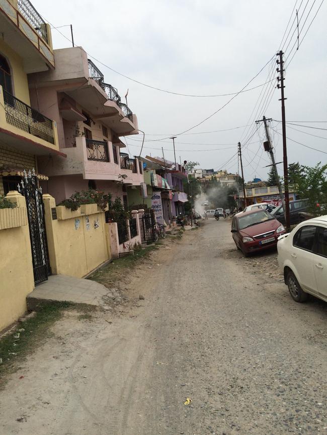 Чилинаула- рядом с клиникой Бабаджи
