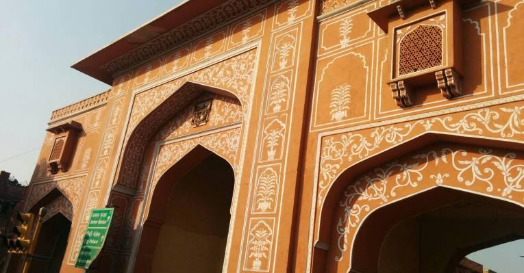 Джайпур - розовый город