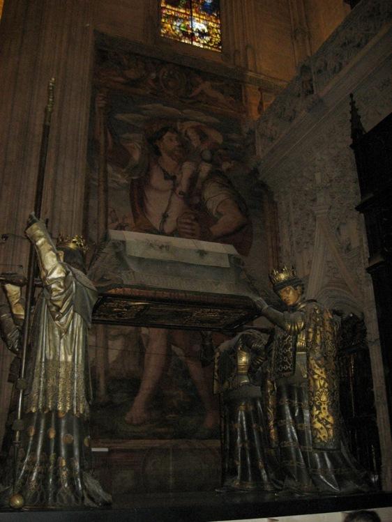Мавзолей Христофора Колумба